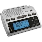 AM/FM WEATHER ALERT RADIO