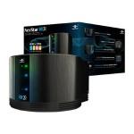 NexStar HX2R NST-620S3R-BK - Hard drive array - 2 bays ( SATA-600 ) - USB 3.0, SATA 6Gb/s (external)