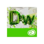 Dreamweaver Creative Cloud 12 Months Licensing Subscription - 1 Device
