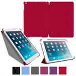 GoDirect Origami SlimShell Case Cover for Apple iPad Air - Red RC-APL-IPAD5-OG-SSRD