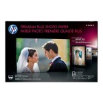 HP Inc. Premium Plus Glossy Photo Paper - 25 sheet / Tabloid / 11 x 17 in CV065A