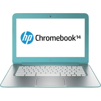 HP 14-q020nr Intel Celeron 2955U 1.4GHz Chromebook - 2GB RAM, 16GB SSD, 14
