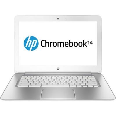HP14-q070nr Intel Celeron 2955U 1.4GHz Chromebook - 4GB RAM, 16GB SSD, 14