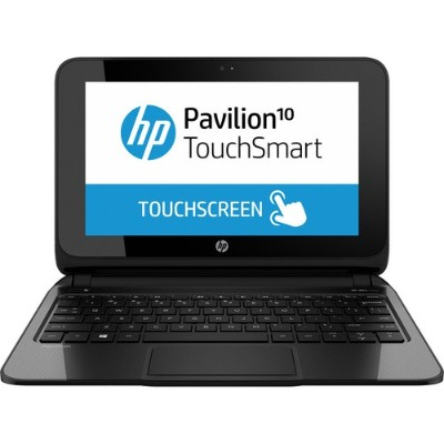 HP Pavilion 10-e010nr AMD Dual-Core A4-1200 1.0GHz TouchSmart Notebook PC - 2GB RAM, 320GB HDD, 10.1