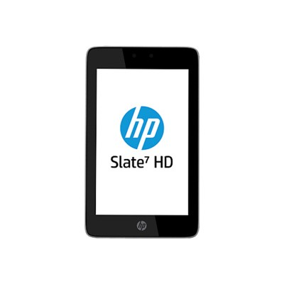 HP Slate 7 HD 3400 - tablet - Android 4.2.2 (Jelly Bean) - 16 GB - 7