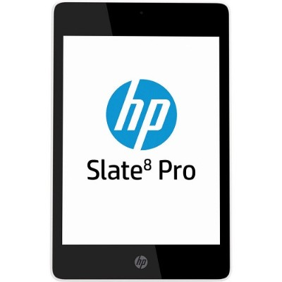 HP Slate 8 Pro 7600US - tablet - Android 4.2 (Jelly Bean) - 16 GB - 8