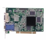 Millennium G450 PCI - Graphics card - MGA G450 - 32 MB DDR - PCI - DVI, D-Sub, TV-out