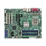SUPERMICRO C2SBA+ - Motherboard - ATX - LGA775 Socket - G33 - Gigabit LAN - onboard graphics - HD Audio (8-channel)