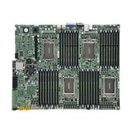 SUPERMICRO H8QGi+-F - Motherboard - SWTX - Socket G34 - 4 CPUs supported - AMD SR5690/SP5100 - 2 x Gigabit LAN - onboard graphics