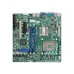 SUPERMICRO X7SLM - Motherboard - micro ATX - LGA775 Socket - i945GC - 2 x Gigabit LAN - onboard graphics