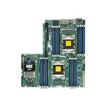 SUPERMICRO X9DRW-CF31 - Motherboard - LGA2011 Socket - 2 CPUs supported - C602J - onboard graphics