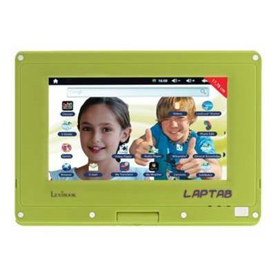 LexibookLaptab - tablet - Android 4.0 - 4 GB - 7