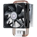 Cooler Master Hyper Hyper T2 - Processor cooler - ( LGA775 Socket, LGA1156 Socket, Socket AM2, Socket AM2+, Socket AM3, LGA1155 Socket, Socket AM3+, Socket FM1, Socket FM2, LGA1150 Socket, Socket FM2+, Socket AM1, LGA1151 Socket ) - aluminum - 92 mm - black RR-HT2-28PK-R1