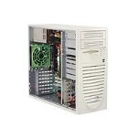 Super Micro Supermicro SuperWorkstation 7034A-i - MDT - RAM 0 MB - no HDD - no graphics - GigE - Monitor : none SYS-7034A-I