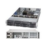 "Supermicro A+ Server 2022G-URF4+ - Server - rack-mountable - 2U - 2-way - RAM 0 MB - SATA - hot-swap 3.5"" - no HDD - DVD - MGA G200eW - GigE - no OS - monitor: none"