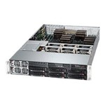 "Super Micro Supermicro A+ Server 2042G-72RF4 - Server - rack-mountable - 2U - 4-way - RAM 0 MB - SAS - hot-swap 3.5"" - no HDD - Matrox G200 - GigE - Monitor : none AS-2042G-72RF4"