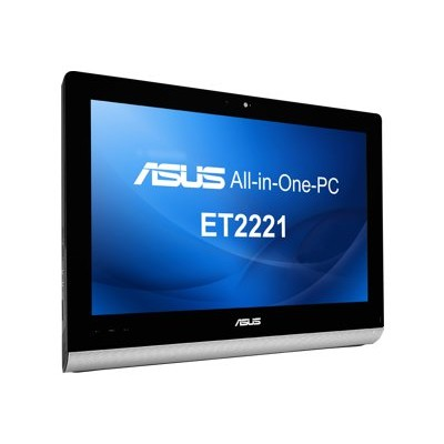 ASUSAll-in-One PC ET2221IUTH - Core i5 4440S 2.8 GHz - 8 GB - 1 TB - LED 21.5