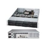 "Supermicro SuperServer 6027R-72RFT+ - Server - rack-mountable - 2U - 2-way - RAM 0 MB - SATA/SAS - hot-swap 3.5"" - no HDD - GigE, 10 GigE - monitor: none"