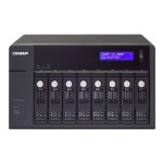 UX-800P - Hard drive array - 8 bays (SATA-600) - USB 3.0 (external)