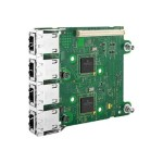 Dell QLogic 5720 QP - Network adapter - PCIe - Gigabit Ethernet x 4 - for PowerEdge R620, R720, R720xd, R820 430-4411