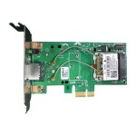 Dell Wireless 1540 - Network adapter - PCIe Half Mini Card - 802.11b, 802.11a, 802.11g, 802.11n - for OptiPlex 30XX, 390, 70XX, 790, 9020; Precision T1700; Precision Fixed Workstation T3500 430-5110