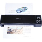 can can Pro 3 Wifi - Sheetfed scanner - 8.5 in x 11.7 in - 600 dpi - ADF (8 sheets) - USB 2.0, Wi-Fi(n)