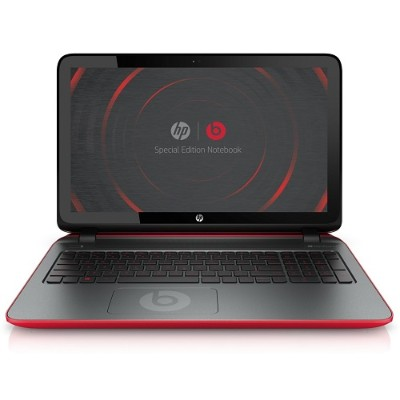 HP 15-p030nr AMD Quad-Core A8-5545M 1.70GHz Beats Special Edition Notebook - 8GB RAM, 1TB HDD, 15.6