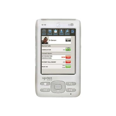 Socket Mobile Socket SoMo 655Rx - handheld - Windows Embedded Handheld 6.5 - 4 GB - 3.5