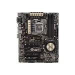 Z97-A - Motherboard - ATX - LGA1150 Socket - Z97 - USB 3.0 - Gigabit LAN - onboard graphics (CPU required) - HD Audio (8-channel)