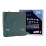 TotalStorage - 20 x LTO Ultrium 4 - 800 GB / 1.6 TB - barcode labeled - green