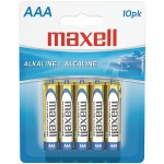 AAA Alkaline Batteries - 10 Pack