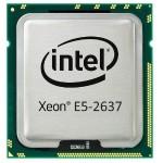 Intel Xeon E5-2637 - 3 GHz - 2 cores - 4 threads - 5 MB cache - LGA2011 Socket - for PowerEdge M620