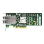 Brocade 825 - Host bus adapter - PCIe 2.0 x8 low profile - 8Gb Fibre Channel x 2 - for PowerEdge R320, R415, R420, R515, R520, R620, R720, R815, T420, T620; PowerVault NX3100