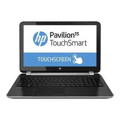 HP Pavilion 15-n210dx TouchSmart AMD Quad-Core A8-4555M 1.60GHz Notebook PC - 4GB RAM, 750GB HDD, 15.6