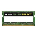 Corsair Memory Value Select - DDR3L - 8 GB : 2 x 4 GB - SO-DIMM 204-pin - 1600 MHz / PC3-12800 - CL11 - 1.35 / 1.5 V - unbuffered - non-ECC CMSO8GX3M2C1600C11