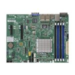 SUPERMICRO A1SAM-2550F - Motherboard - micro ATX - Intel Atom C2550 - 4 x Gigabit LAN - onboard graphics