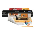 WorkForce DS-40 - Sheetfed scanner - Legal - 600 dpi - up to 25 scans per day - USB 2.0, Wi-Fi(n)