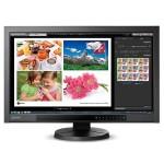 """ColorEdge CX271 27"""" (68cm) Hardware Calibration LCD Monitor - Black"""
