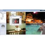 Luxriot VMS Basic - License - 4 cameras - Win - Multilingual