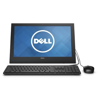 Dell Inspiron 3043 Intel Celeron Dual-Core N2830 2.16GHz All-in-One Desktop Computer - 4GB RAM, 500GB HDD, 19.5