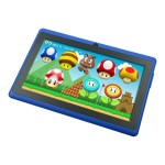 "Zeepad 7DRK - Tablet - Android 4.2 (Jelly Bean) - 4 GB - 7"" (800 x 480) - USB host - microSD slot - blue"