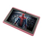 "Zeepad 7DRK - Tablet - Android 4.2 (Jelly Bean) - 4 GB - 7"" (800 x 480) - USB host - microSD slot - pink"