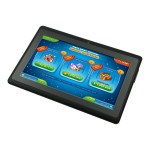 "Zeepad 7DRK - Tablet - Android 4.2 (Jelly Bean) - 4 GB - 7"" (800 x 480) - USB host - microSD slot - black"