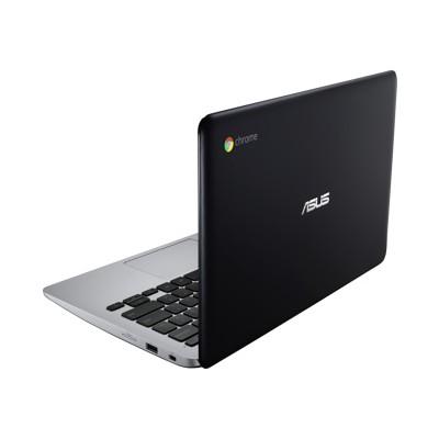 ASUSC200MA-EDU-4GB Intel Celeron Dual-Core N2830 2.16GHz Chromebook - 4GB RAM, 32GB eMMC, 11.6