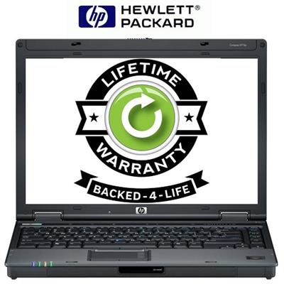 HP Compaq Backed4Life Intel Core 2 Duo 1.8GHz Notebook - 2GB RAM, 100GB HDD, 14