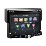 BV 8970B - DVD receiver - display - 7 in - touch screen - in-dash unit - Full-DIN - 85 Watts x 4