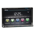 BV 9759BD - DVD receiver - display - 7 in - touch screen - in-dash unit - Double-DIN - 85 Watts x 4