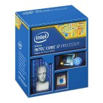 Intel Core i7 4790K - 4 GHz - 4 cores - 8 threads - 8 MB cache - LGA1150 Socket - Box BX80646I74790K