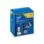 Core i5 4690K - 3.5 GHz - 4 cores - 4 threads - 6 MB cache - LGA1150 Socket - Box