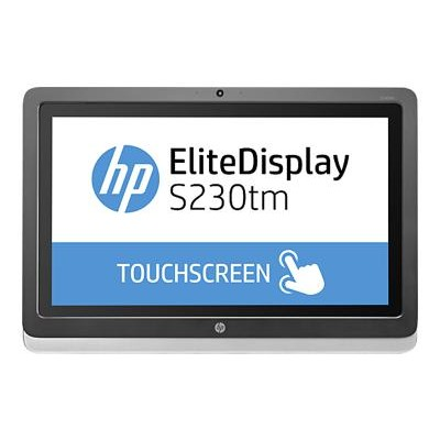 HP EliteDisplay S230tm - LED monitor - 23